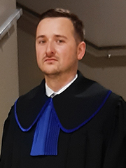 Pan Michał Wójcik
